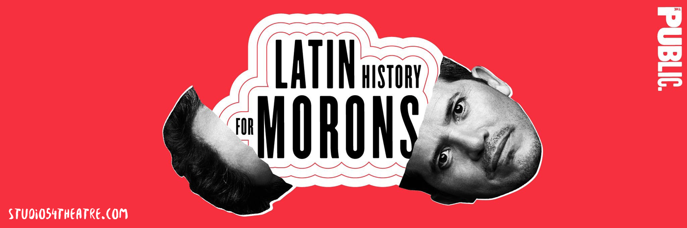 Latin History For Morons theater